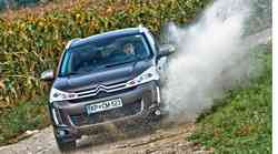 Test: Citroen C4 Aircross HDi 150 4WD Exclusive