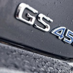Lexus GS 450h F-Sport (foto: Saša Kapetanovič)