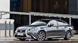 Test: Lexus GS 450h F-Sport