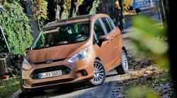 Test: Ford B-Max 1.0 EcoBoost (88 kW) Titanium