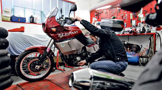10 nasvetov za nakup rabljenega motocikla (iz Motokataloga 2012) (foto: Matevž Hribar, Grega Gulin)