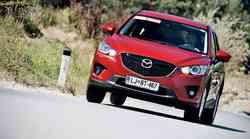 Kratki test: Mazda CX-5 2.0i AWD Attraction