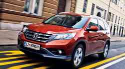 Test: Honda CR-V 2.2 i-DTEC 4WD Lifestyle