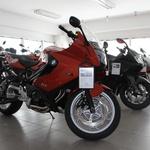 BMW R 1200 GS v štirih barvah že v Avtovalu (foto: Matevž Hribar)