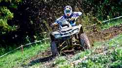 Vozili smo: Can-Am Outlander 1000 racing - Marko Jager edition