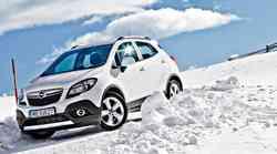 Test: Opel Mokka 1.7 CDTi 4x2 Enjoy