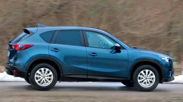 Kratki test: Mazda CX-5 CD150 AWD Attraction (foto: aleš pavletič)