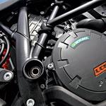 Motor ponuja dobro kombinacijo športnosti in udobnega podajanja moči. (foto: Saša Kapetanovič)