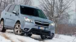 Na kratko: Subaru Forester 2.0D Exclusive