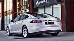 Fotoutrinki: Tesla S prvič v Sloveniji