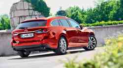 Kratki test: Mazda6 Sport Combi CD175 AT Revolution