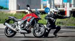Moto test: Honda CB500XA (ABS)