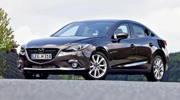 Vozili smo: Mazda3 (foto: tovarna)