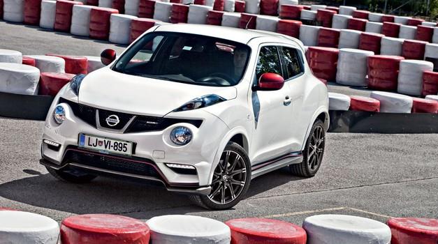 Kratki test: Nissan Juke 1.6 DIG-T 4WD Nismo (foto: Saša Kapetanovič)