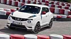 Kratki test: Nissan Juke 1.6 DIG-T 4WD Nismo
