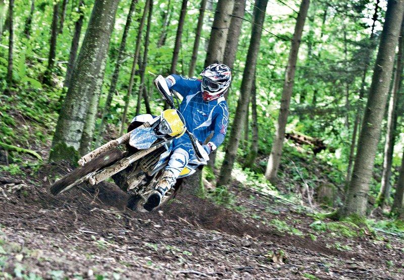 Moto test: Husaberg FE 250 in TE 300 2014