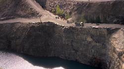 Ali lahko hrček vozi 15-tonski tovornjak? Poglejte!