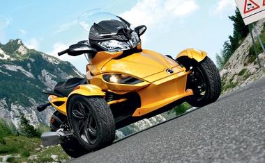 Spyder ST-S Roadster