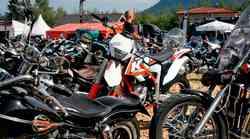Podaljšani test: KTM Freeride 350
