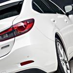 Kratki test: Mazda6 Sedan 2.5i AT Revolution SD (foto: Saša Kapetanovič)