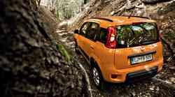 Kratki test: Fiat Panda 1.3 Multijet Trekking