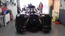 Ljubitelj Batmana sestavil čisto pravi Batmobil
