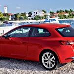 Podaljšani test: Seat Leon SC 2.0 TDI (135 kW) FR (foto: Saša Kapetanovič)