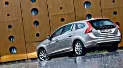 Kratki test: Volvo V60 D4 Summum