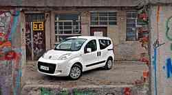 Kratki test: Fiat Qubo 1.4 8v Dynamic