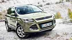 Test: Ford Kuga 2.0 TDCi (120 kW) 4x4 Titanium