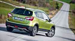 Test: Suzuki SX4 S-Cross 1.6 DDiS Allgrip Elegance+