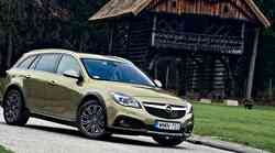 Kratki test: Opel Insignia Country Tourer 2.0 CDTI (120 kW)