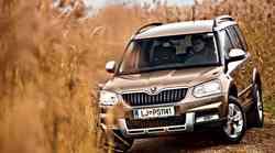Kratki test: Škoda Yeti Outdoor 2.0 TDI 4x4 Ambition