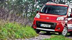 Kratki test: Fiat Qubo 1.3 Multijet 16V (70 kW) Trekking