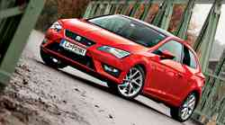 Podaljšani test: Seat Leon SC 2.0 TDI (135 kW) FR