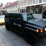Hummer v Ljubljani (foto: Anže Malovrh)