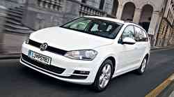 Kratki test: Volkswagen Golf Variant 1.6 TDI Comfortline