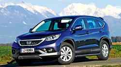 Kratki test: Honda CRV 1.6 i-DTEC Elegance