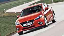 Podaljšani test: Mazda3 G120 Revolution