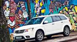 Kratki test: Fiat Freemont 2.0 Multijet 16v 170 AWD Lounge