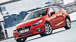 Kratki test: Mazda3 CD150 Revolution Top