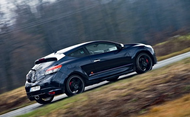 Megane Coupe R.S.