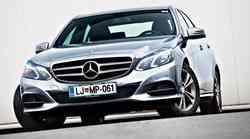 Kratki test: Mercedes-Benz E 300 Bluetec Hybrid
