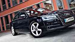 Test: Audi A8 TDI Quattro clean diesel
