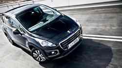 Kratki test: Peugeot 3008 1.6 HDi 115 Active