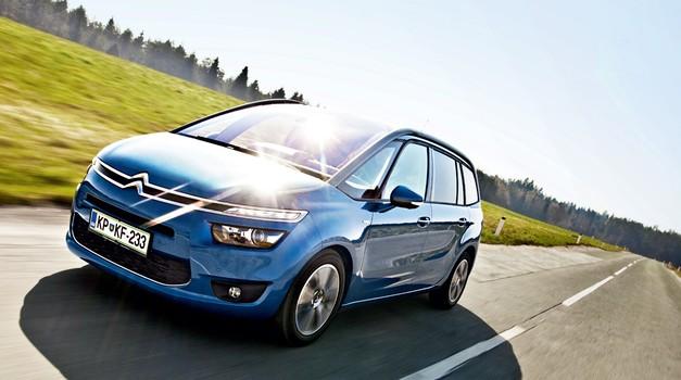 Kratki test: Citroën Grand C4 Picasso BlueHDi 150 BVA6 Exclusive (foto: Saša Kapetanovič)