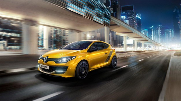 Renault bo naskakoval rekord (foto: Renault)