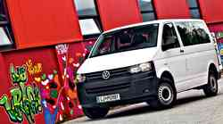 Kratki test: Volkswagen Transporter Kombi 2.0 TDI (103 kW) KMR