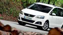 Kratki test: Seat Alhambra 2.0 TDI (103 kW) Style