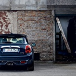 Test: Mini Cooper S (foto: Saša Kapetanovič)